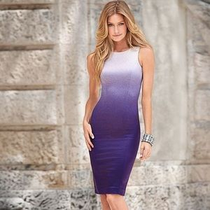 Venus- Ombré Purple Ombre dress size 4